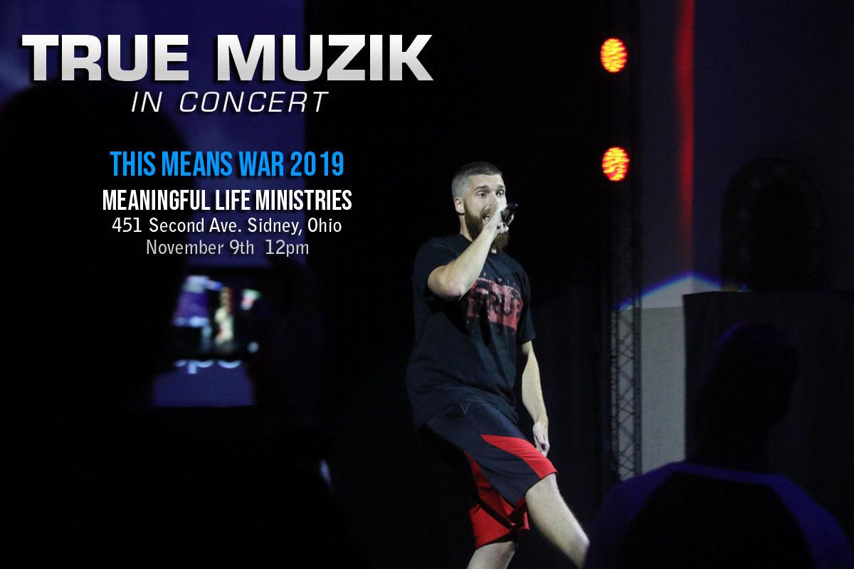 True Muzik in Sidney Ohio