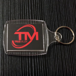 True Muzik Key Chain